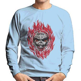 Chucky Flames Heren Sweatshirt