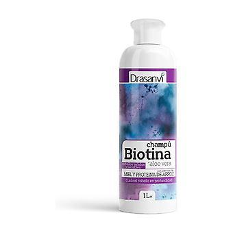 Biotin and Aloe Vera Shampoo for Dyed and Sensitive Hair 1000 ml