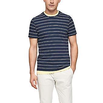 s.Oliver BLACK LABEL 160.10.104.12.130.2057298 T-Shirt, 58 g0, M Men's