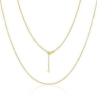 Pingente de colar feminino comprimento ajustável s925 esterlina gargantilha de prata presente para meninas