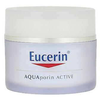 Fuktighetsgivende krem eucerin aquaporin aktiv tørr hud (50 ml) (50 ml)