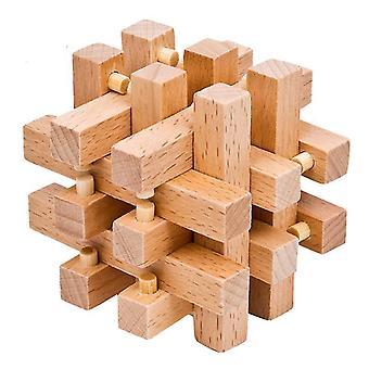 Kongming Lock entsperren die 18 Sticks Puzzle Spielzeug dt7495