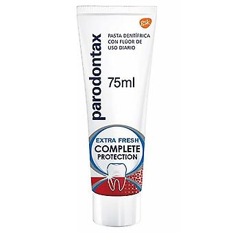 Fluoride toothpaste Parodontax Complete Protection Extra Fresh (3 uds x 75 ml) (Refurbished A)