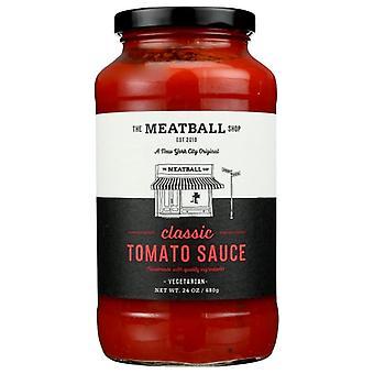 Meatball Sauce Classic Tomato, Case of 6 X 24 Oz