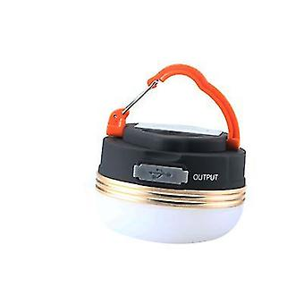 Outdoor multifunktionale Campingleuchte, USB-Zeltleuchte, LED-Campinglampe