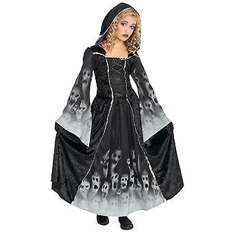 Forsaken Forgotten Souls Ghost Haunt Scary Halloween Child Girls Costume