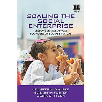 Scaling the Social Enterprise