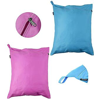 Pet Laundry Wash Bag | Pukkr Blue(Blue)