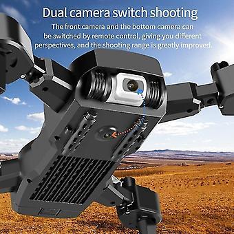 S60 Drone 4k Профессиональный HD широкоугольная камера WiFi Fpv Дрон Двойная камера | Радиоуправляемые вертолеты