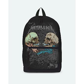 Metallica ledsen men sann (klassisk ryggsäck)
