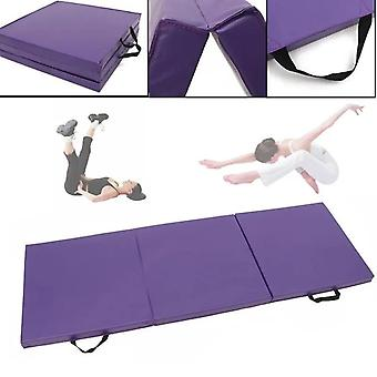 Panneau gymnastique Mat Gym Exercice Yoga Pad Sports Training Protective Gear