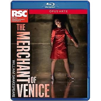 Marchand d'importation USA Venise [Blu-ray]