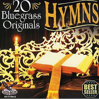 20 himnos originales de Bluegrass - 20 himnos originales de Bluegrass [CD] USA importar