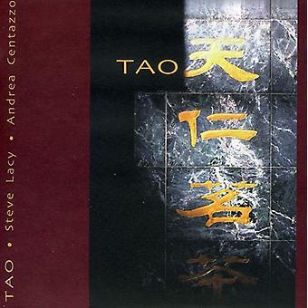 Steve Lacy & Andrea Centazzo - Tao [CD] USA import