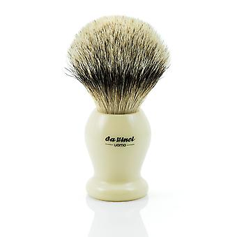 Da Vinci UOMO 294 Silvertip Badger Shaving Brush | ø22mm