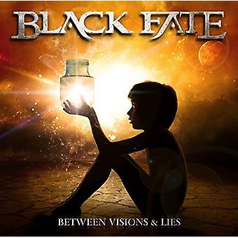 Black Fate - Between Vision & Lies [CD] USA import