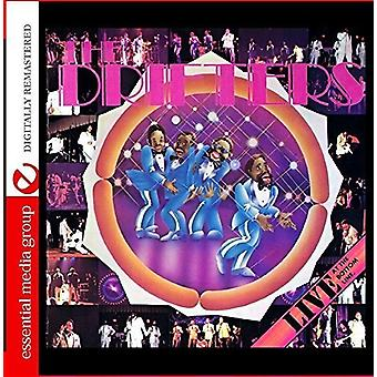 Drifters - Live at the Bottom Line [CD] USA import