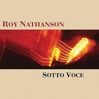 Roy Nathanson - Sotto Voce [CD] USA import