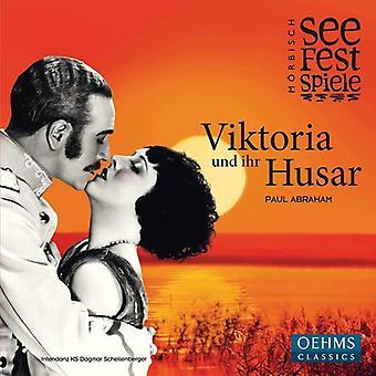 Abraham / Schellenberger / Heim / Steppan - Abraham: Viktoria Und Ihr Husar [CD] USA import