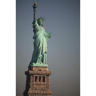 Statue of Liberty New York USA Poster Print by Stocktrek Images