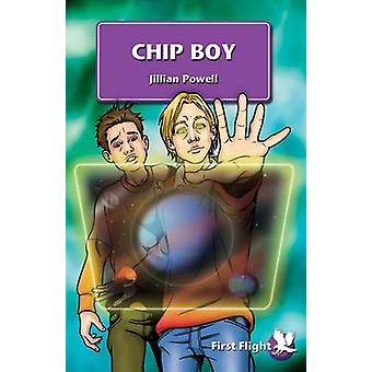 Chip Boy by Jillian Powell & Illustrated by Paul Savage