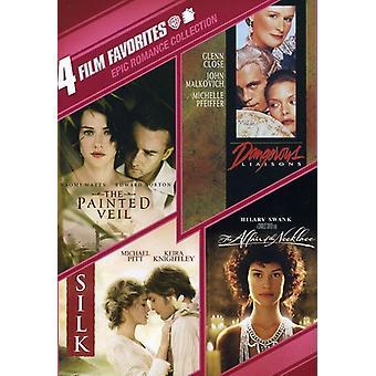 Importare epico Romances [DVD] Stati Uniti d'America