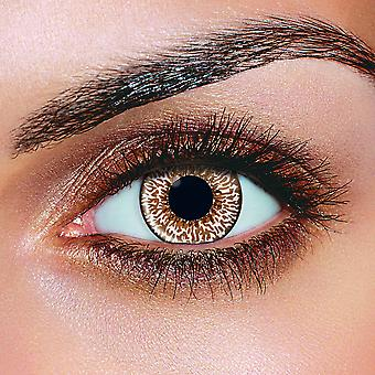 Mystic Hazel Contact Lenses (Pair)