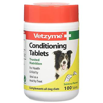 Vetzyme Conditioning Tablets for your pets