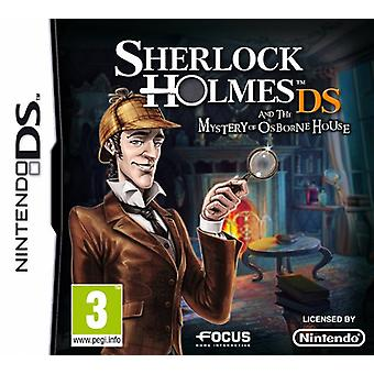 Sherlock Holmes and the Mystery of Osborne House (Nintendo DS) - New
