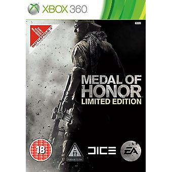 Medal of Honor - Limited Edition (Xbox 360) - New