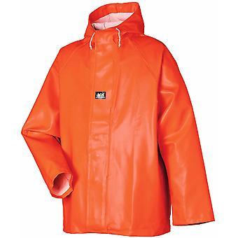 Helly Hansen Mens Stavanger Waterproof Oil Resistant Workwear Jacket
