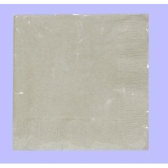 Zilveren servetten