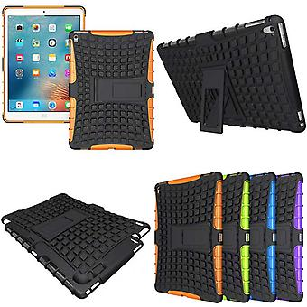 Hybrid outdoor protective cover case Orange for iPad Pro 9.7 inch case