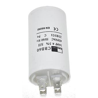 Universell 14UF Microfarad apparatet Motor Start kjøre kondensator
