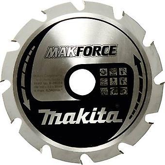 Makita MAKFORCE B-32340 Carbide metaal cirkelzaagblad 190 x 30 x 1,4 mm aantal KPV: 40 1 PC (s)