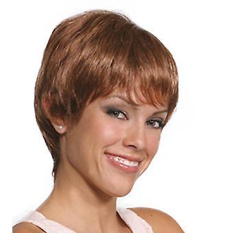 أزياء المرأة قصيرة مستقيمة ألكسيس شعر مستعار