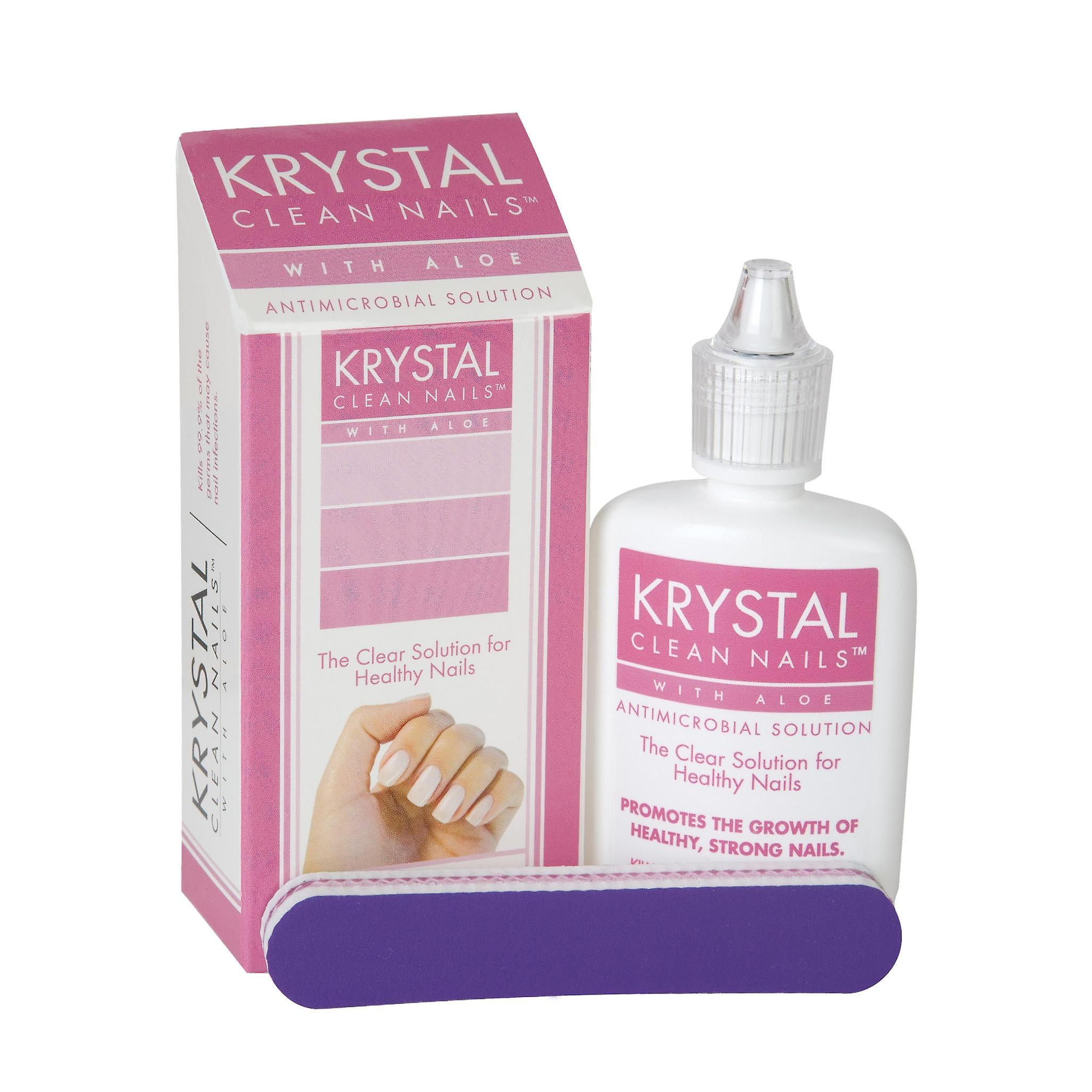Krystal ren negler (29ml)