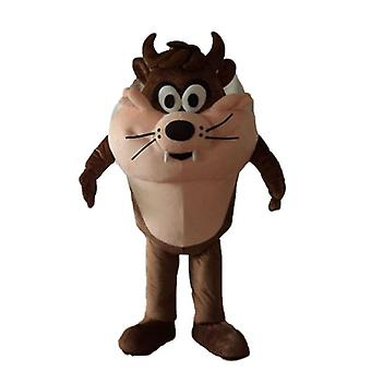 mascot SPOTSOUND of Taz, famous character of the Looney Tunes