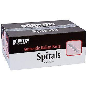 Country Range Italian Fusili Pasta Spirals