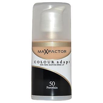 Max Factor Colour Adapt Foundation 50 Porzellan