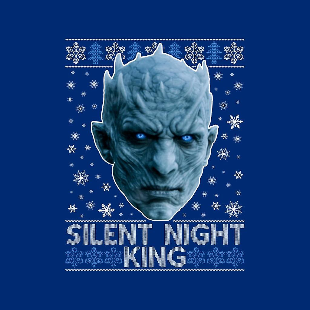 33 Night King From Game Of Thrones By Scepterdpinoy On: Game Of Thrones Silent Night King Women's Sweatshirt