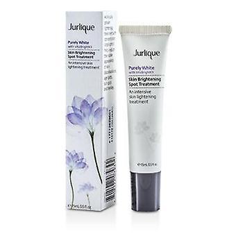 Jurlique pele puramente branco brilho tratamento local - 15ml/0,5 oz