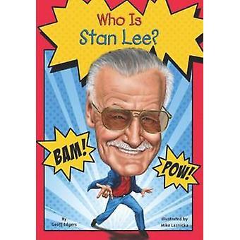 Wie is Stan Lee? door Geoff Edgers - 9780448482361 boek