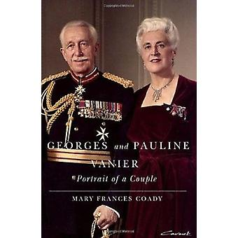 Georges and Pauline Vanier - Portrait of a Couple by Mary Frances Coad