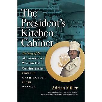 Presidentens kjøkkenregjeringen - historien om afro-amerikanere W
