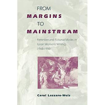 De márgenes a la corriente principal - feminismo y modos de ficción en Italiano W