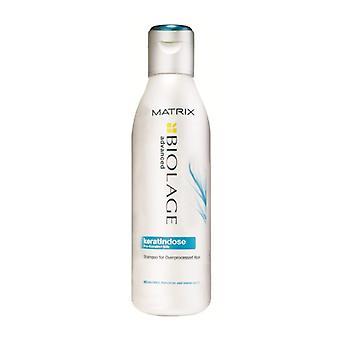 Shampoo matrix biolage de queratindose 250ml