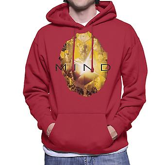 Marvel Avengers Infinity War Mind Stone Men's Hooded Sweatshirt