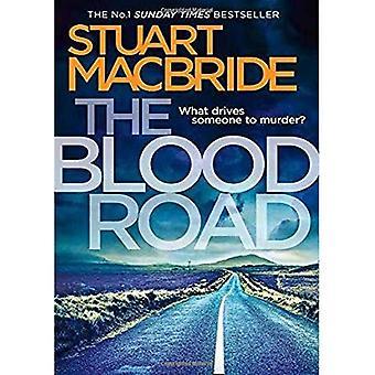 De weg van het bloed (Logan McRae, boek 11) (Logan McRae)