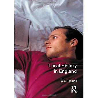 Lokalhistoria i England